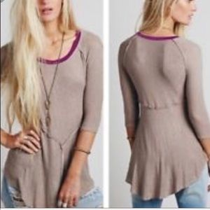 Free People Tops - Intimately free people anthropologie tunic